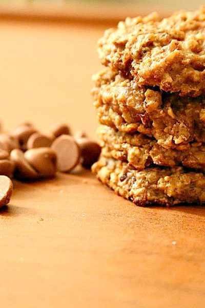 Homemade {Almond Butter} Cookies