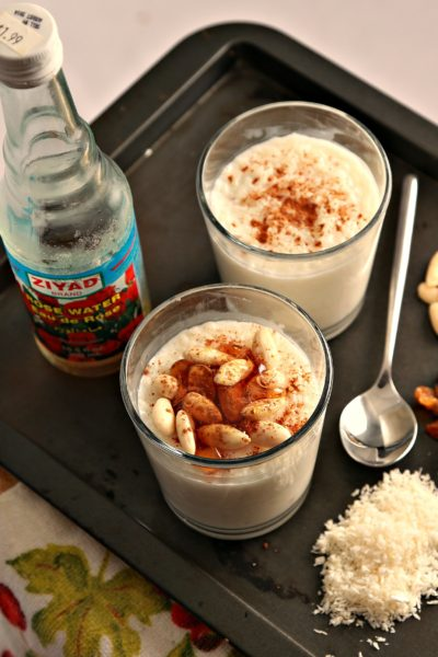 Rice pudding (Roz bel Haleeb)