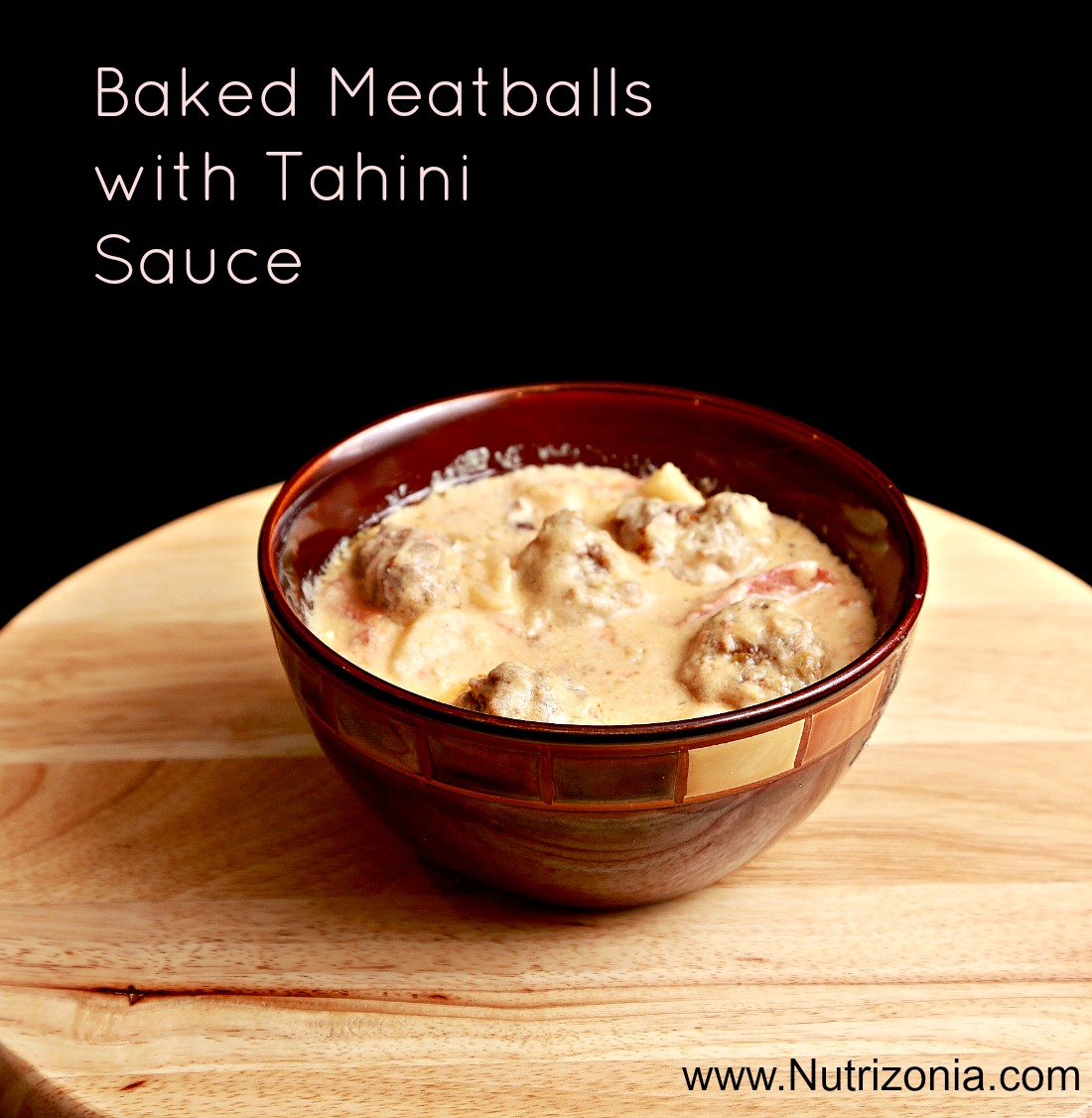 recipes using tahini