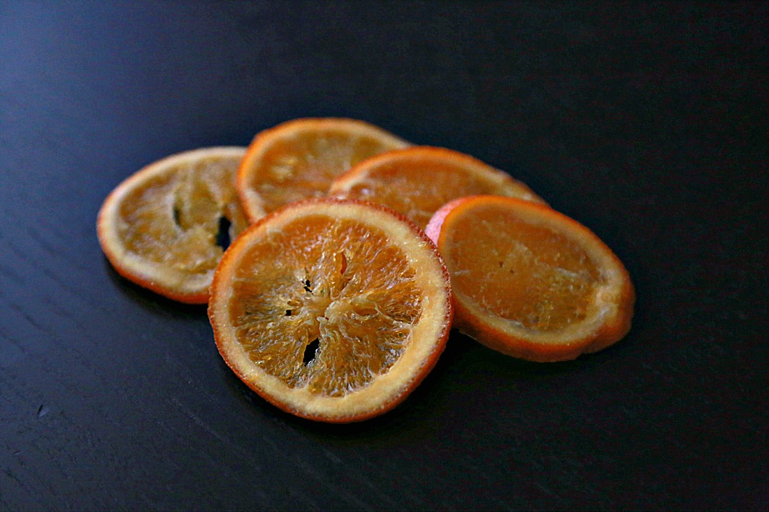 Dried orange 1
