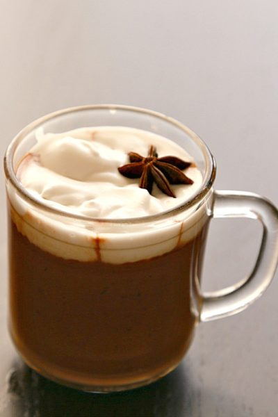 Healthy Chai Dark Hot Chocolate