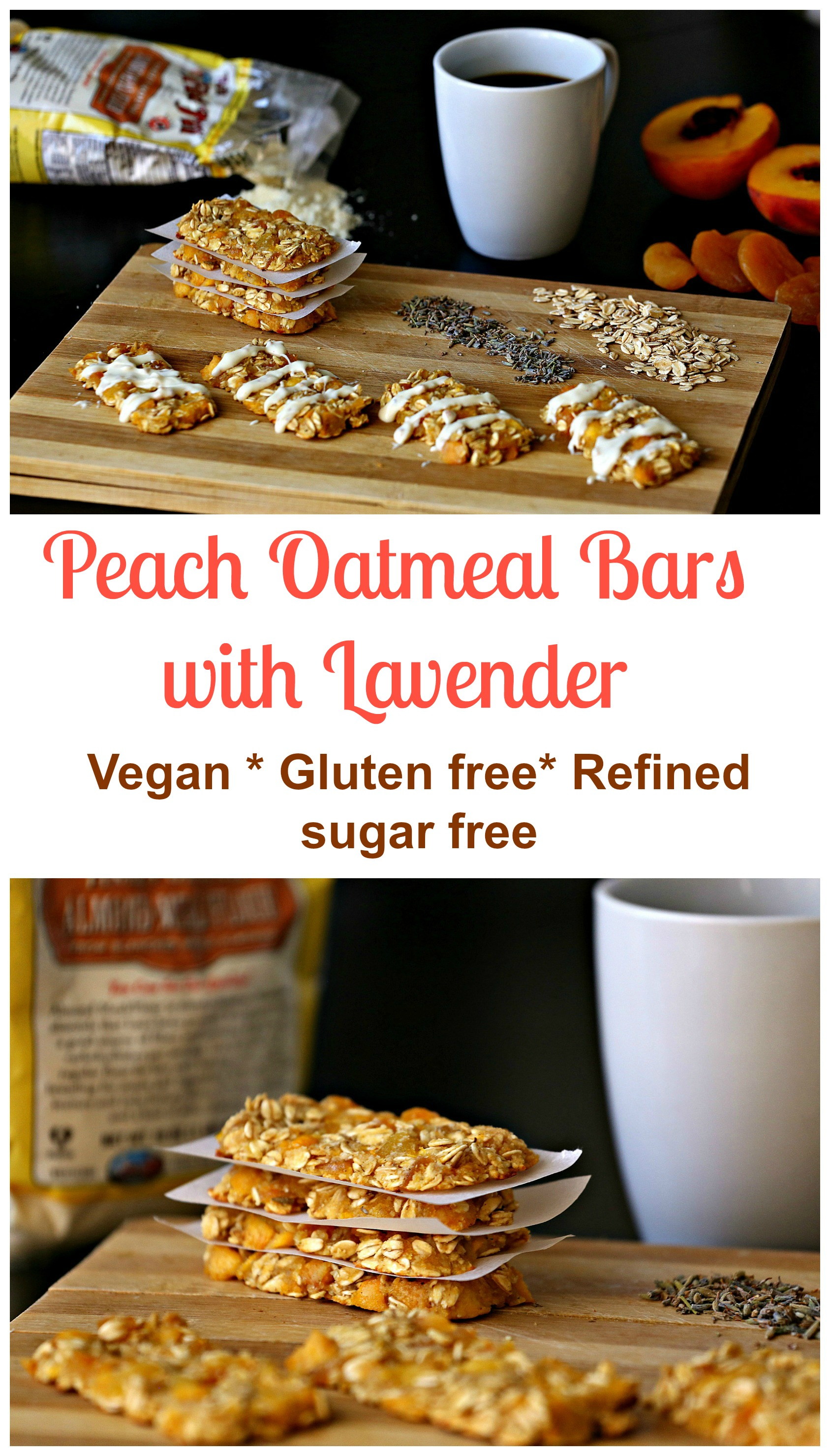 peach-oatmeal-bars-with-lavender-collage-edited