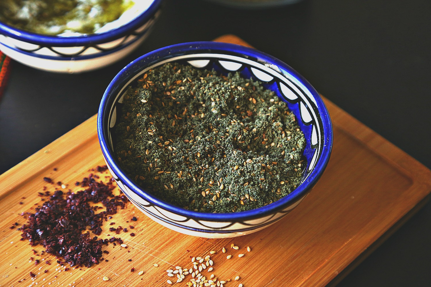 How to Make Za'atar (Spice Blend) From Scratch