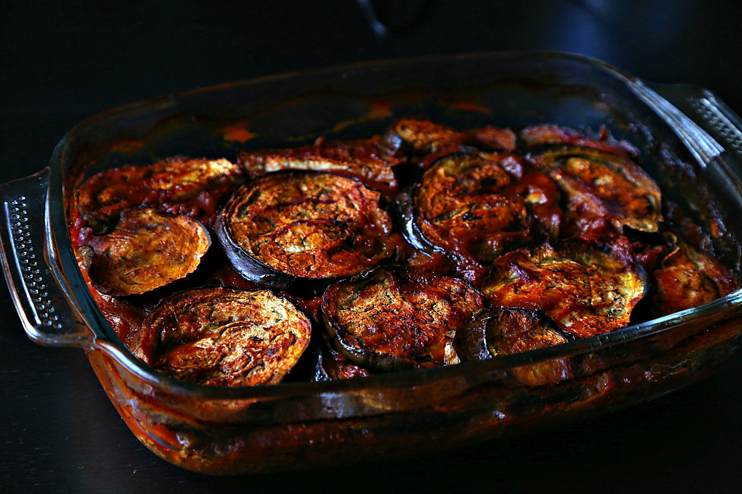 Moussaka eggplant casserole with tomato sauce nutrizonia today i have for you another dish from the arabic cuisine i see that you my readers are loving arabic recipes and i cant blame you forumfinder Gallery