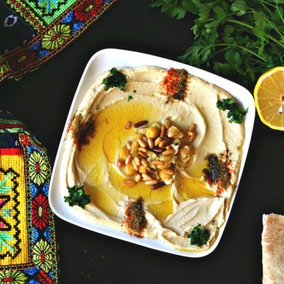 The Classic Hummus Recipe You will Ever Need!